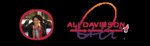 Ali Davidson Banner