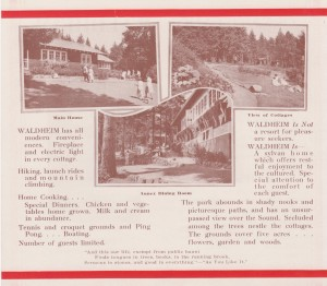 Waldheim Brochure - Back