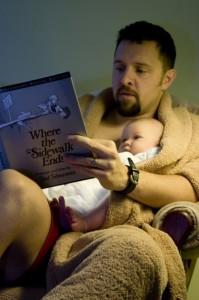Dirk & Sephira Reading